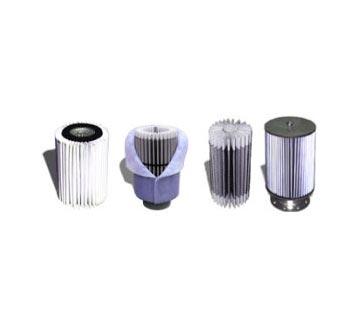 Succión de aire en compresores: sellados, cosidos, etc.