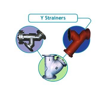 """Aplicación: Temporal o con baja concentración de contaminantes&#10 &#10Conexiones: roscadas: 1/2"""" a 3""""&#10 &#10Bridadas: 2"""" a 18""""&#10 &#10Materiales: cuerpo: Hierro, acero, acero inoxidable y otros&#10 &#10Elemento filtrante (cedazo): Acero inoxidable&#10 &#10Niveles de filtración disponibles: De 1"""" hasta 25 micras&#10 &#10Ventajas: Bajo costo&#10 &#10Desventajas: Baja capacidad de retención de partículas, dificultad para mantenimiento."""