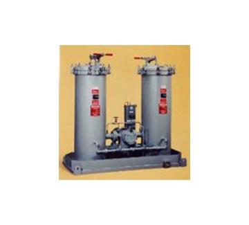 Equipos completos con accesorios: Patín, válvulas de ventilación y dren, bombas, manómetros, etc.